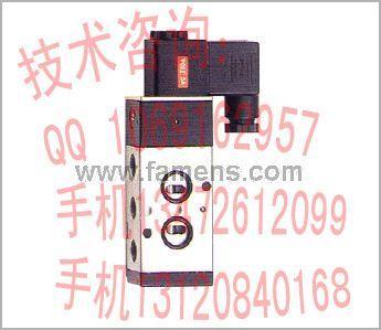 供应贴片式强实CS气动阀N-531-08-AC220V(或DC24V)型