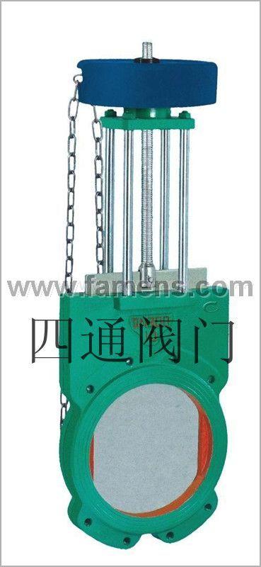 链轮式浆液阀ZL73