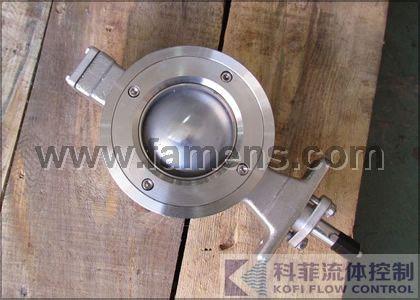 VQ77H不锈钢硬密封V型调节球阀