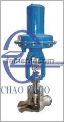 HPC高压笼式调节阀