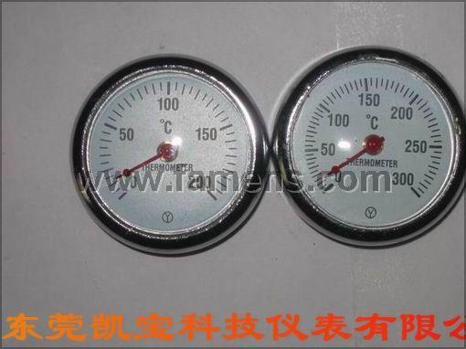磁铁温度计 磁铁表面温度计40MM磁铁温度计50MM磁铁表面温度计 60MM磁铁表面温度计