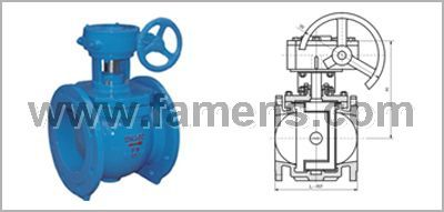 PLVL手动偏心旋塞阀,作用,原理,结构图,厂家
