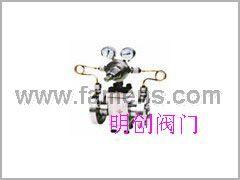 YK43F高压锻造空气减压阀