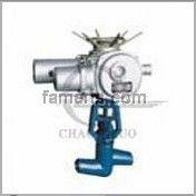 J961Y-电动焊接式电站截止阀