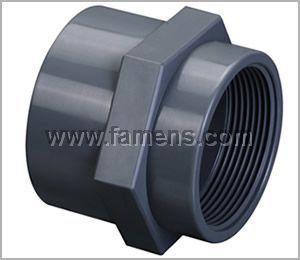 UPVC管,管件及阀门规格齐全