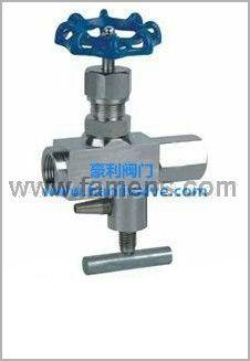 CJ123H型多功能针型阀/进口针型阀