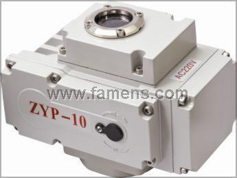 ZYP-10 调节型 电动执行器