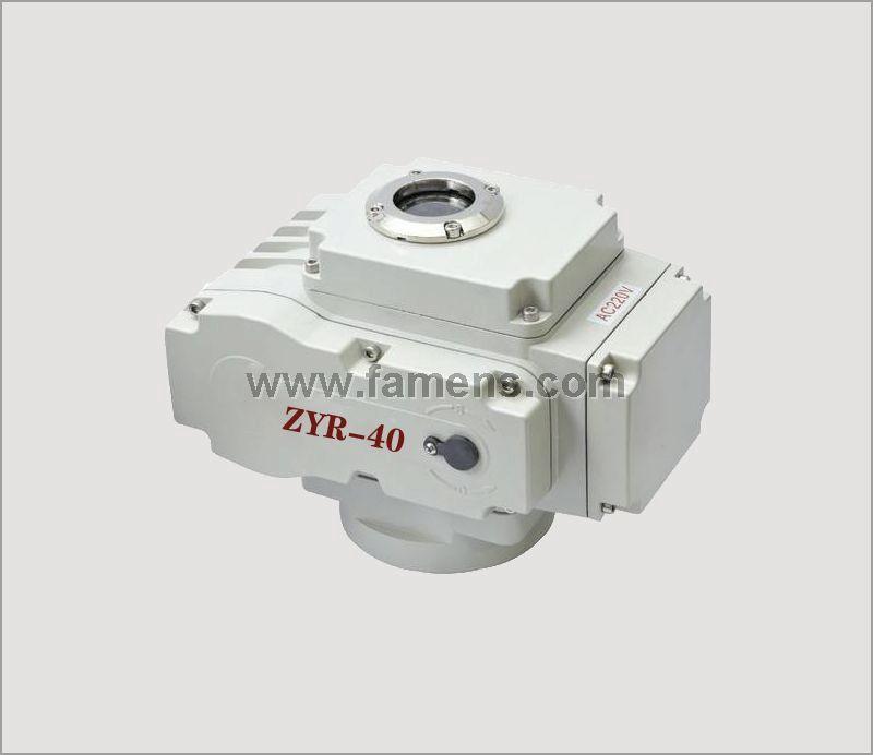 ZYR-40 开度信号型 电动执行器