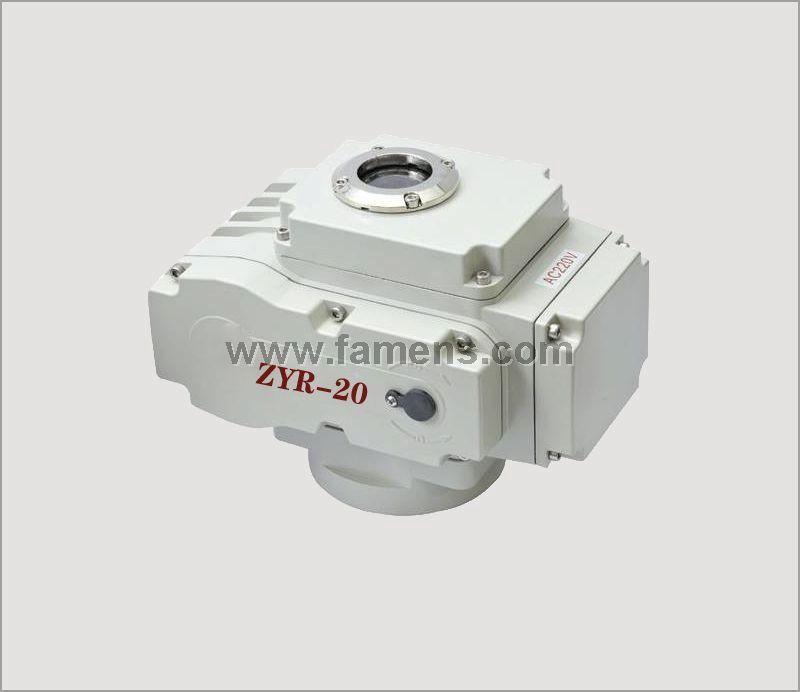 ZYR-20 开度信号型 电动执行器