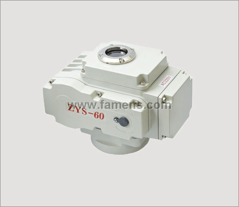 ZYS-60 无源触点型 电动执行器