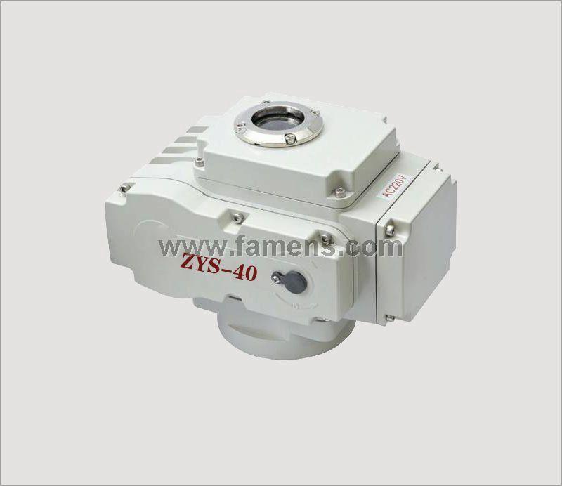 ZYS-40 无源触点型 电动执行器