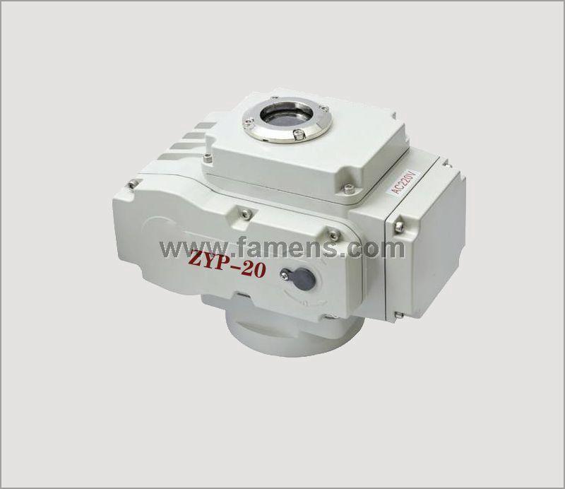 ZYP-20调节型 电动执行器