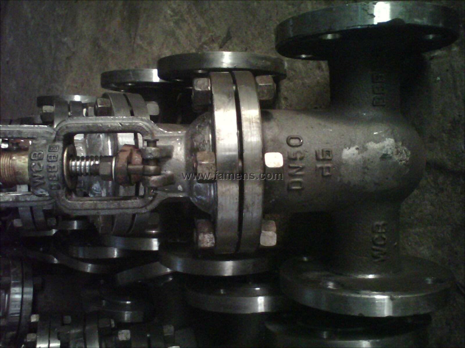 供应专产浙江瓯北国标手动铸钢法兰闸阀