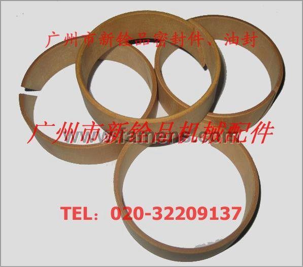 PTFE四氟环,酚醛夹布树脂带,聚四氟乙烯青铜带