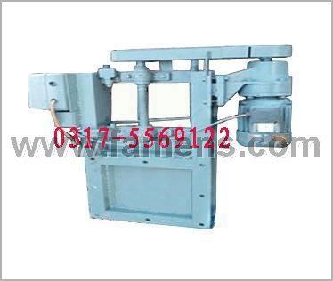 電動插板卸料閥|電動插板閥