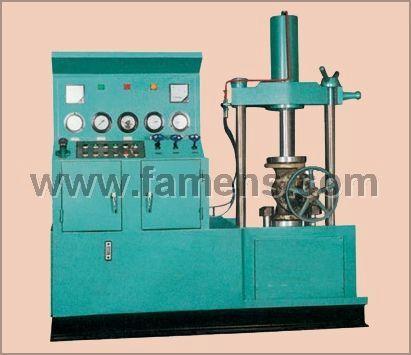 DYFJ-F型立式液压阀门测试机