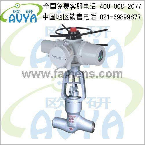 电动焊接截止阀,J961H/Y电动焊接截止阀,电动截止阀