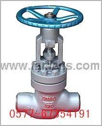 JK66H抗腐蚀焊接式自平衡节流阀