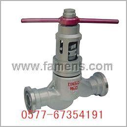 L/J86F101高壓平衡式節流閥