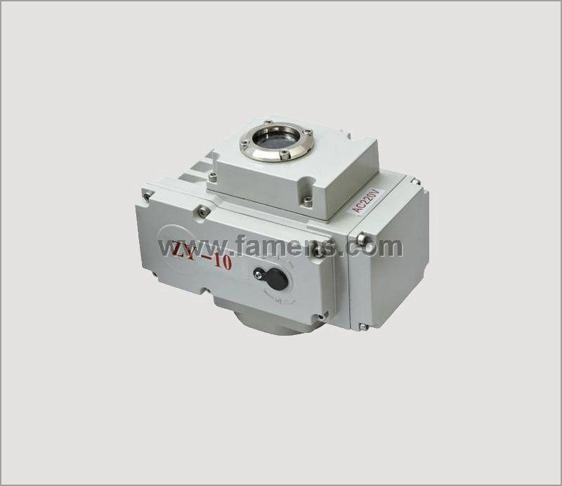 ZY-10 开关型 电动执行器