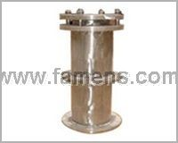 不銹鋼柔性防水套管/穿墻套管廠家