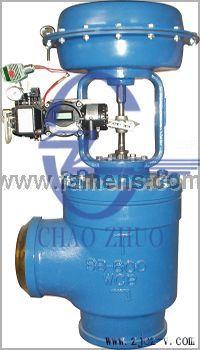 ZHAS氣動角形焊接調節閥