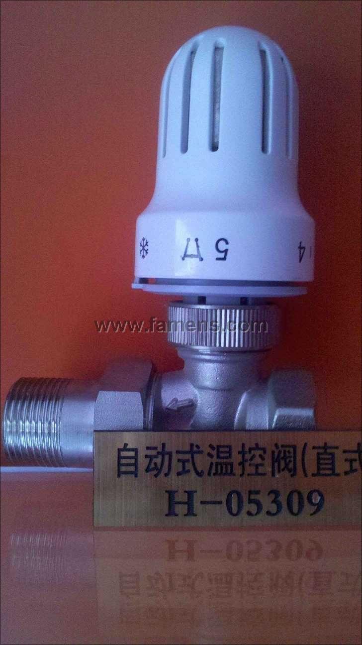 滄州溫控閥、暖氣閥廠家
