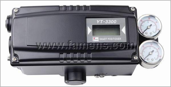 YT-3300喷嘴式智能定位器(本安)