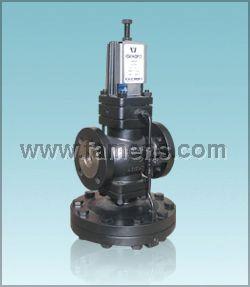 YD43H型(DP17/DP143)先导式超大膜片高灵敏度减压阀