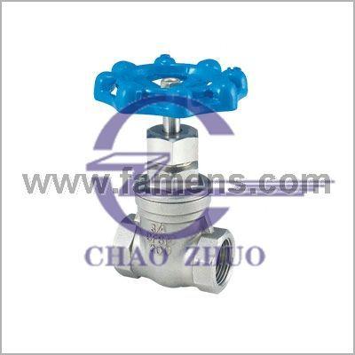 内螺纹闸阀Z15W