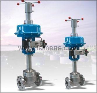 SGC、HGC系列多孔阀芯单座笼式调节阀