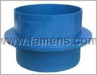 02S404鋼性防水套管/穿墻防水套管