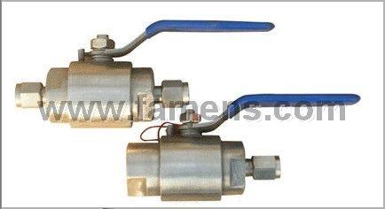QG.Y1、QY-1、QHJ·AY1 不銹鋼氣源球閥
