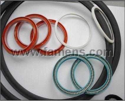 弹簧张力密封圈,弹簧蓄能密封圈,泵阀用弹簧张力密封圈