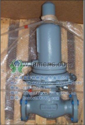 美國FISHER費舍爾133HP-AC1鍋爐減壓閥