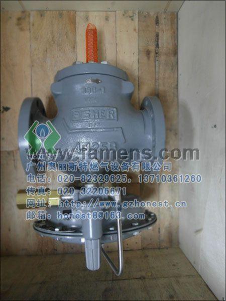 美國FISHER費希爾1098-EGR天然氣調壓減壓閥1098H-EGR