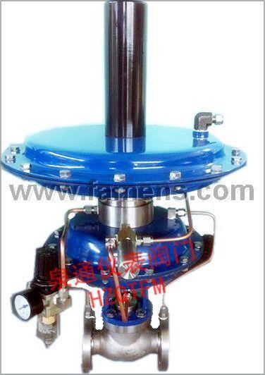 供氮阀/氮封阀/带指挥器自力式调节阀