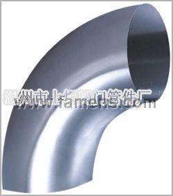 温州厂家供应优质不锈钢焊接弯头,90度弯头、快装弯痛觉,型号,规格,产地