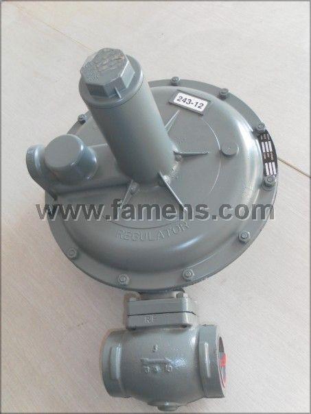 美国SENSUS减压阀143-80HP出口高压型