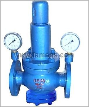 YK42F天然氣減壓閥