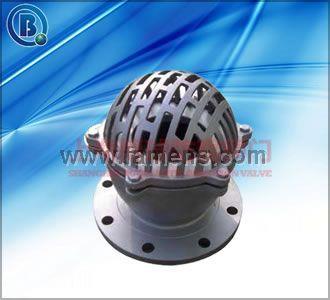 铸钢底阀 H42X碳钢底阀