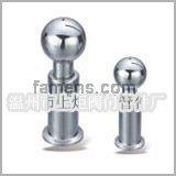溫州廠家供應優質旋轉式清洗球,訂制加長旋轉式清洗球,螺紋清洗球,快裝清洗球焊接
