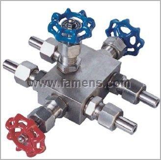 QFF3三閥組針型閥