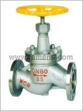 J41B不锈钢氨气截止阀