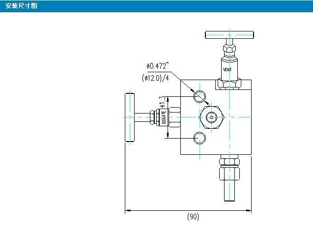 干式预作用阀组的接线图