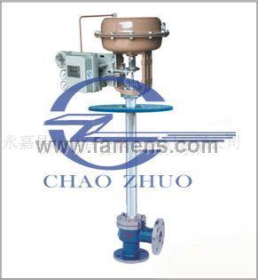 ZMAS-D型气动薄膜角形低温调节阀