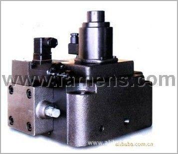 液压电磁比例式压力/流量控制阀