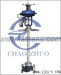 ZMAPD氣動薄膜低溫調節閥