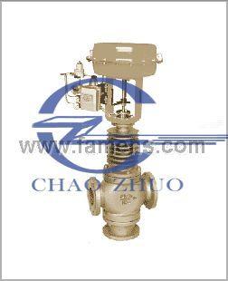 ZMAX型气动薄膜三通调节阀
