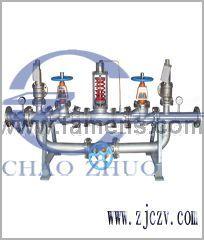 自力式压力调节阀ZSY按照客户要求生产